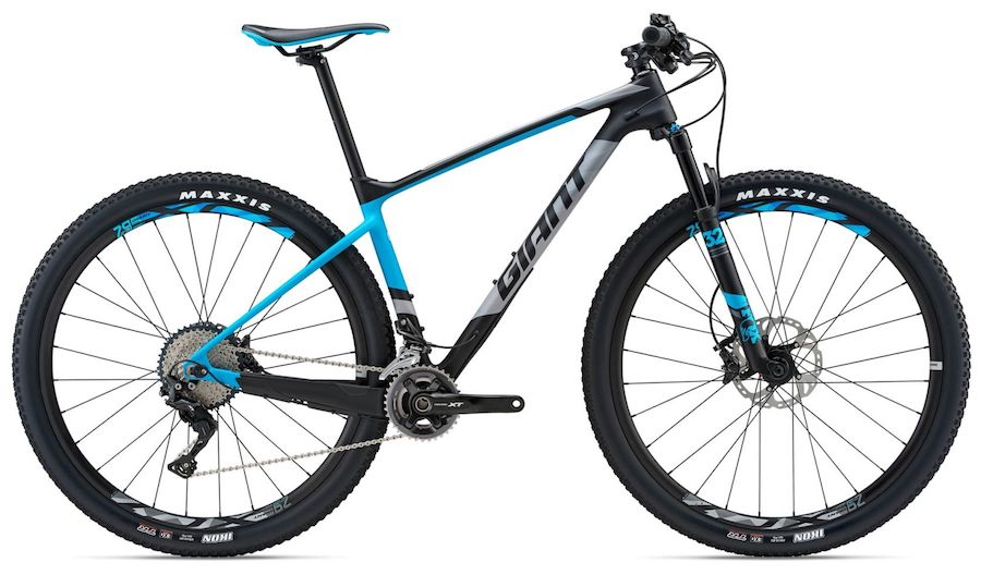 Giant XTC Advanced 29er 1.5 GE 2018