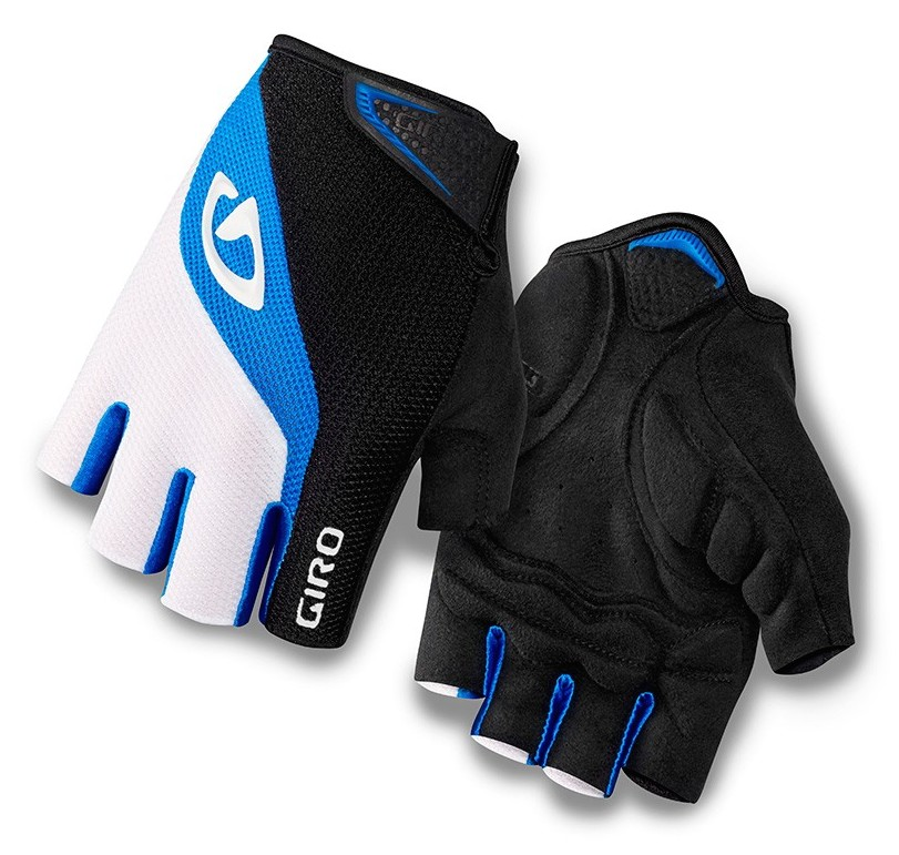 Giro Bravo Glove (black/white/blue)