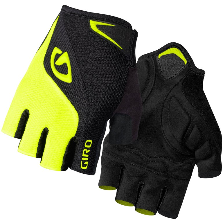 Giro Bravo Glove (black/yellow)