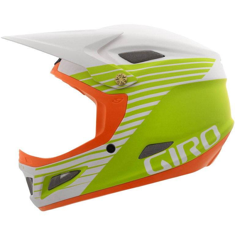 Giro Cipher (white/lime)