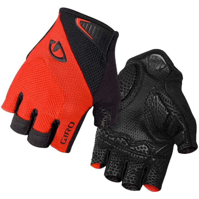 Giro Monaco (red/black)