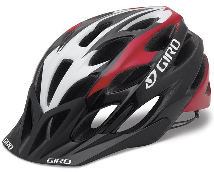 Giro Phase Red Black