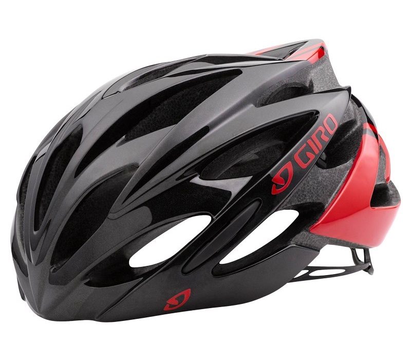Giro Savant (red/black)