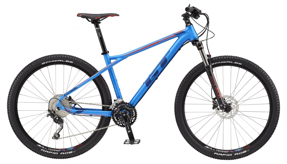 GT Avalanche 27.5 Elite 2017
