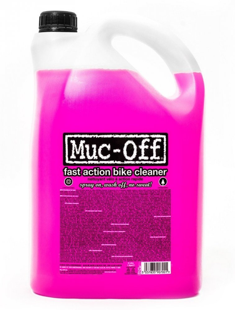 Muc-Off Nano Tech Bike Cleaner (2.5 l)