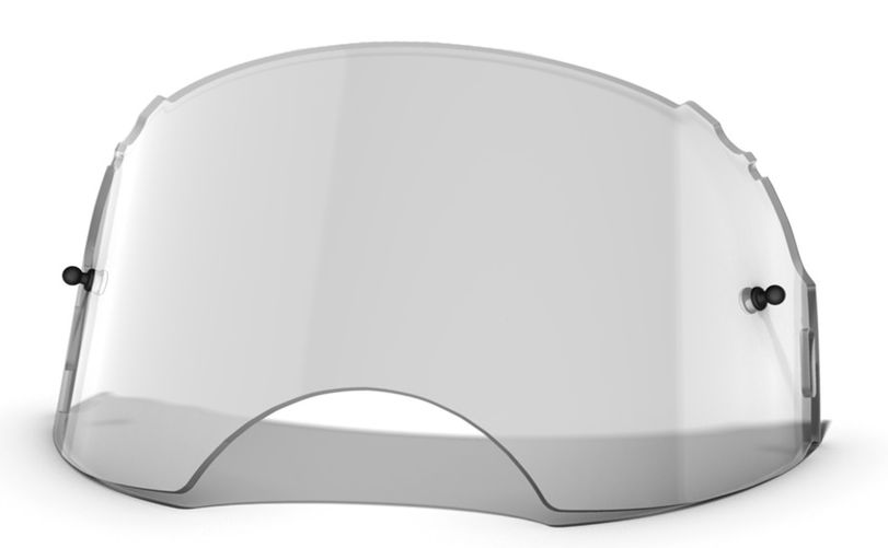 Oakley Airbrake MX Plutonite Clear Lens