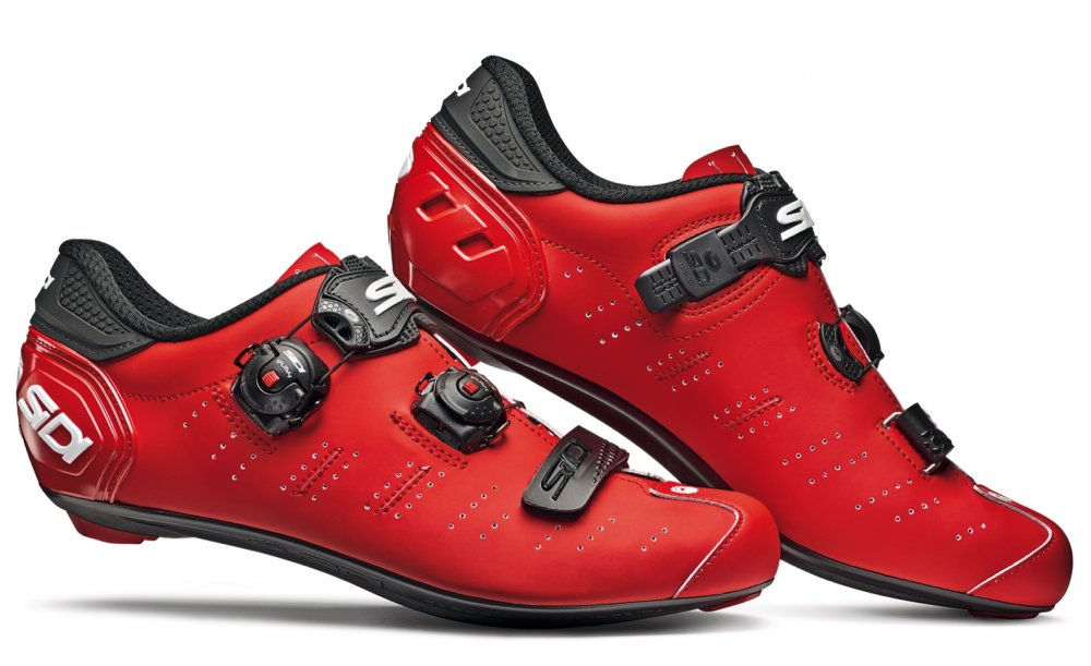 Sidi Ergo 5 Matt (red/black)