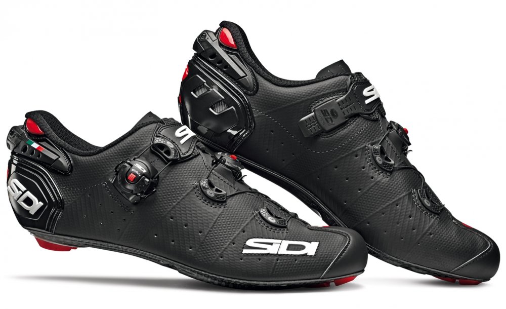 Sidi Wire 2 Carbon Matt (black)