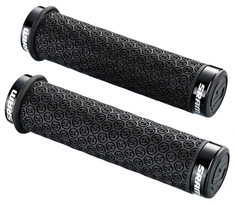 Sram DH Lock-On (black)