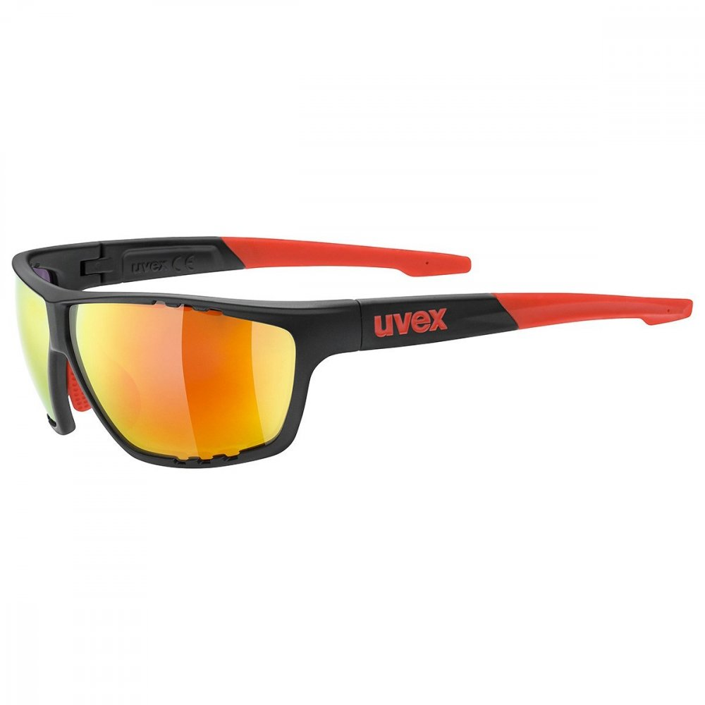 Uvex Sportstyle 706 (red)