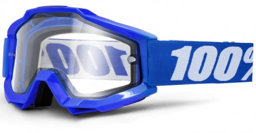 100% Accuri Reflex Blue Enduro