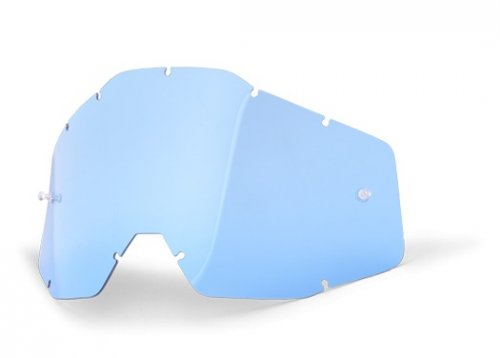 100% Anti Fog Lens Blue