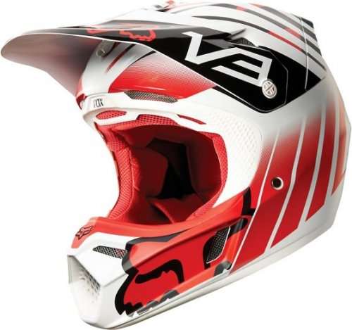 Fox V3 Savant 15 Helmet