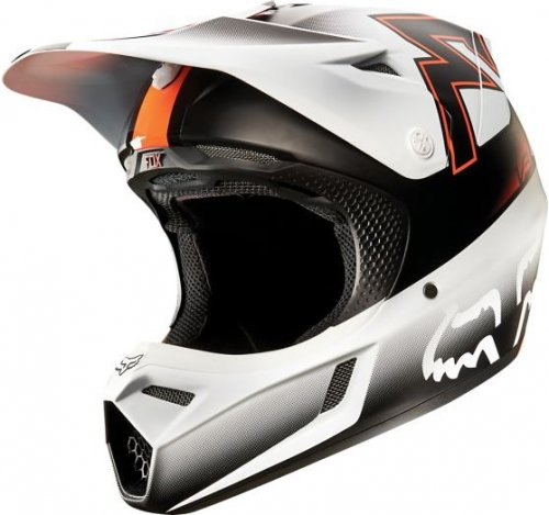 Fox V3 Franchise 15 Helmet