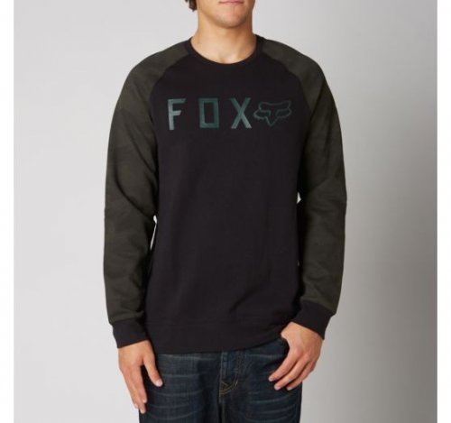 Fox Tresspass Crew Fleece