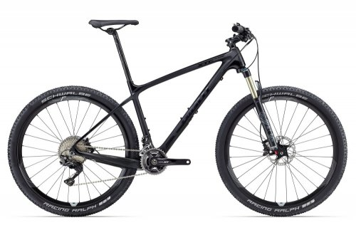 Giant XTC Advanced 27.5 1 2016