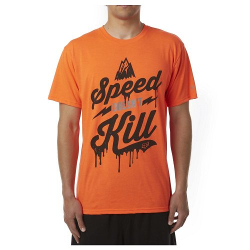 Fox Speed Wobble Tech Tee