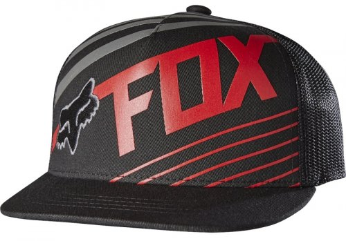 Fox Youth Solvent SnapBack Hat