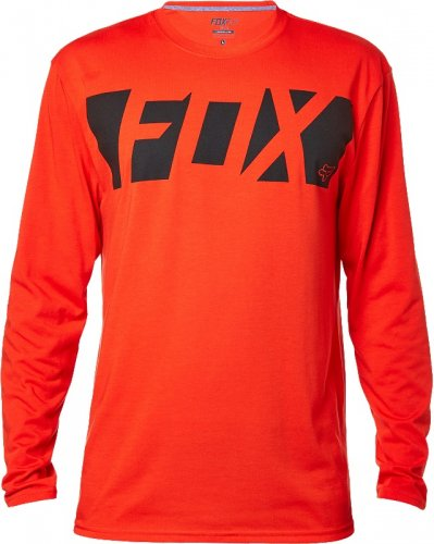 Fox Cease LS Tech Tee