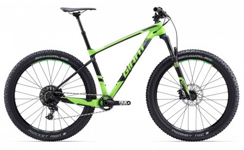 Giant XTC Advanced 27.5+ 2 2017