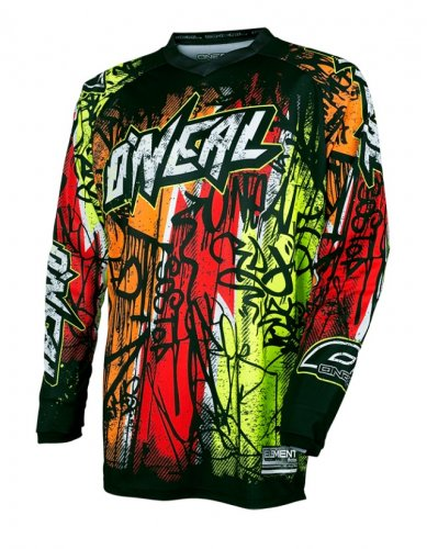 Oneal Element  Vandal Jersey
