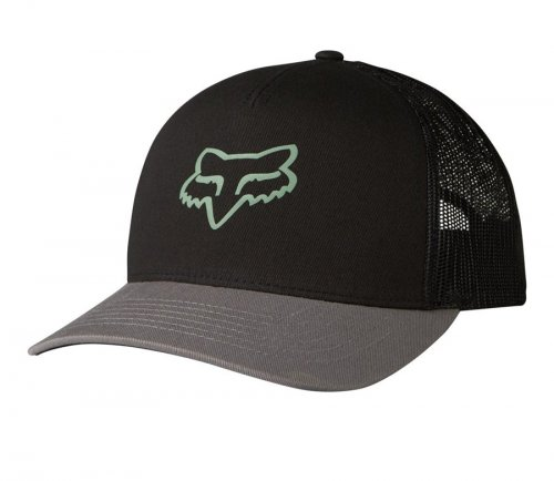 Fox Heads Up Trucker Hat