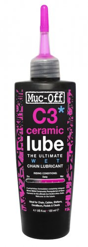 Muc-Off C3 Wet Lube 120ml