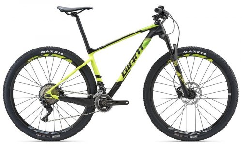 Giant XTC Advanced 29er 2 GE 2018