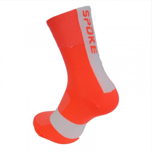 SPOKE Womens Race Socks