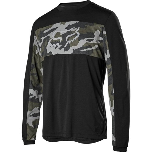Fox Ranger Drirelease Fox Head LS Jersey