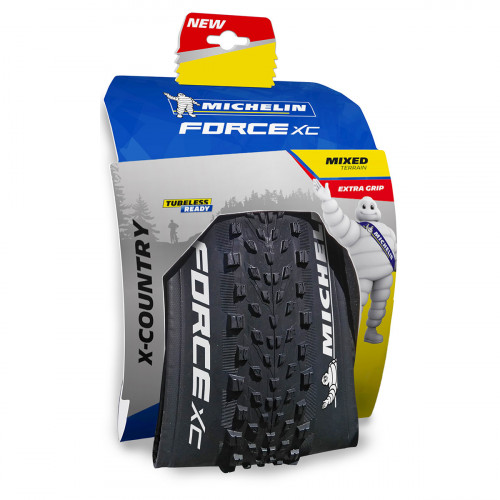 Michelin Force XC Competition Line TLR