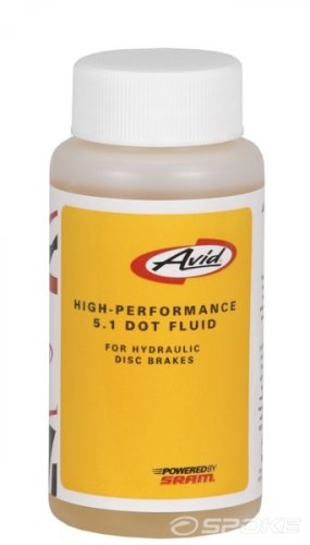 Avid Pit-Stop DOT 5.1 Brake Fluid