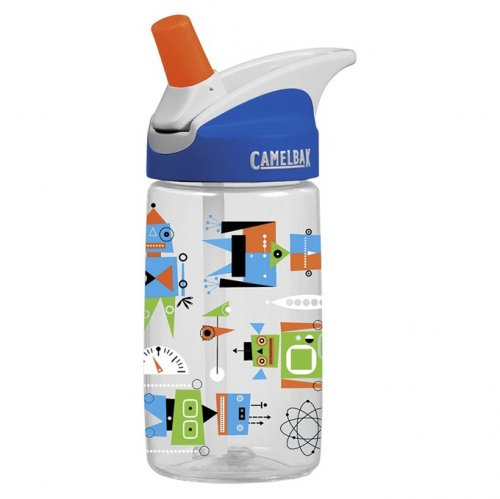 Camelbak Eddy Kids Atomic Robots Bottle