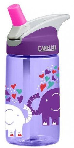 Camelbak Eddy Kids Elephant Love Bottle