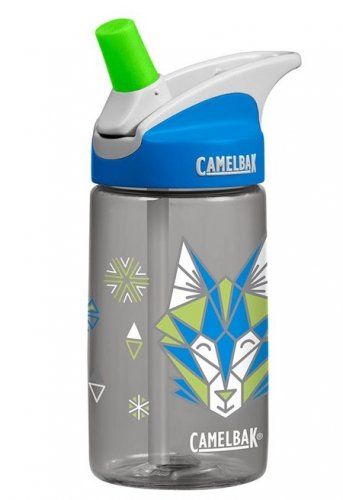Camelbak Eddy Kids Geo Wolf Bottle