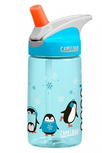 Camelbak Eddy Kids Penguin Parade Bottle
