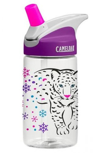 Camelbak Eddy Kids Snow Leopard Bottle