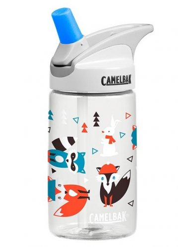Camelbak Eddy Kids Winter Woodland Bottle