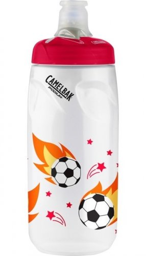 Camelbak Podium Youth Soccer Flames Bottle