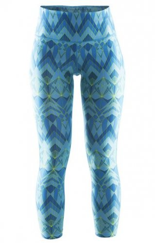 Craft Pure Print 7/8 Tights