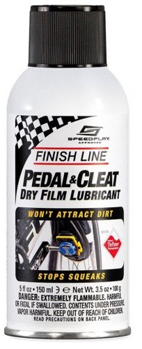 Finish Line Pedal and Cleat Lubricant 150ml