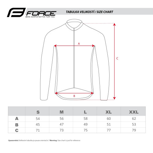 Force Reflex Jacket