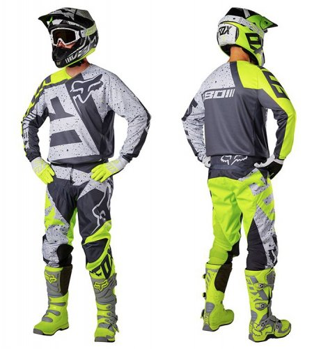 Fox 180 Nirv MX17 Gear Set