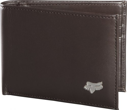Fox Bifold Leather Wallet