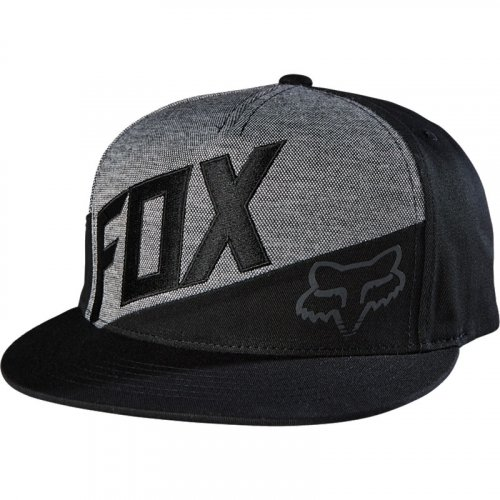 Fox Conjunction Snapback Hat