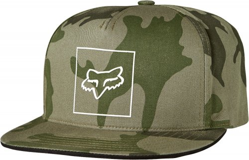 Fox Crass Snapback Hat
