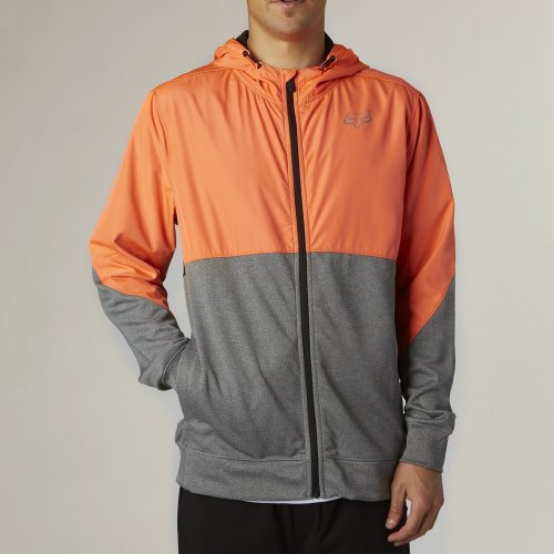 Fox Final Zip Fleece