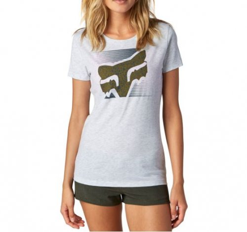 Fox Girls Crossed Up Crew Tee