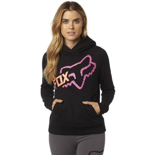 Fox Girls Reacted Pullover Hoody
