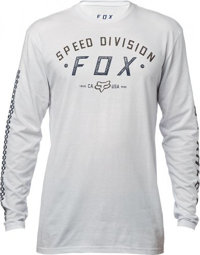 Fox Ground Fog LS Tech Tee
